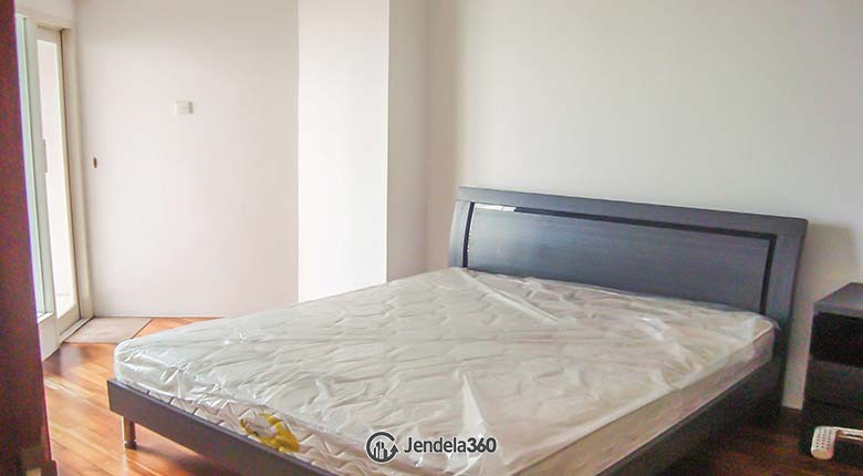 Bedroom Apartemen Poins Square Apartment 2BR Fully Furnished