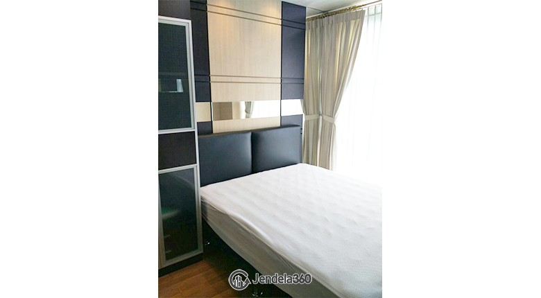 Bedroom CBD Pluit Apartment 3BR Fully Furnished