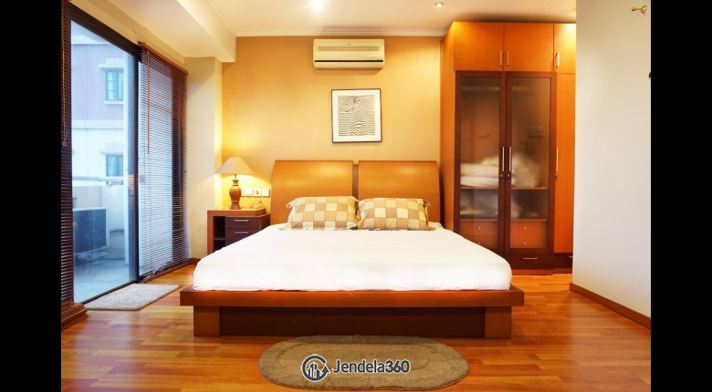 Bedroom Puri Garden Apartment 2BR Tower 1