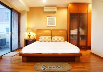 Puri Garden Apartment 2BR Fully Furnished