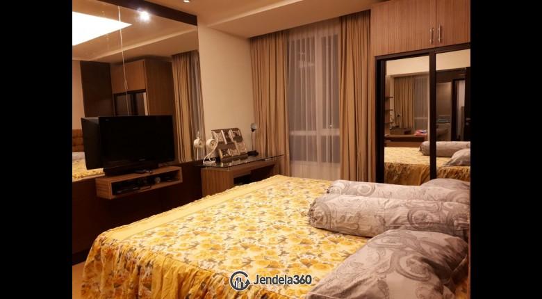 Bedroom Apartemen Essence Darmawangsa Apartment 2BR Fully Furnished