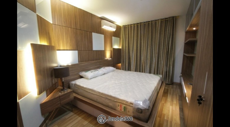 Bedroom Taman Sari Semanggi Apartment 2BR View City Apartment