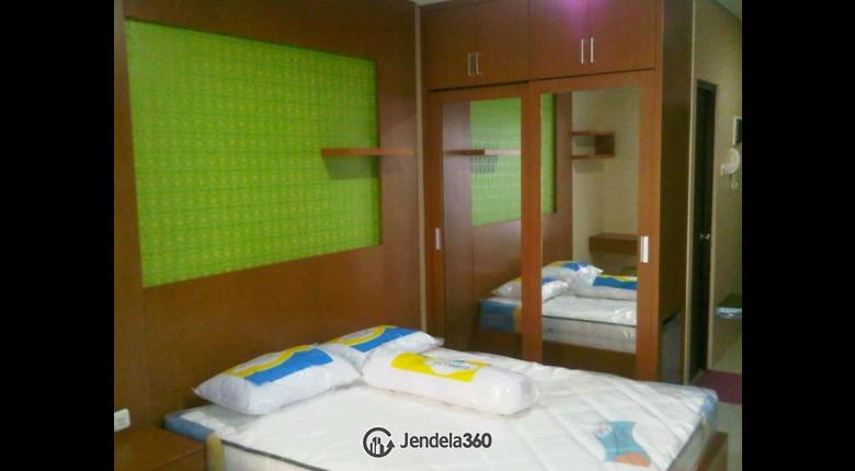 Bedroom Taman Sari Semanggi Apartment Studio Tower A Apartment
