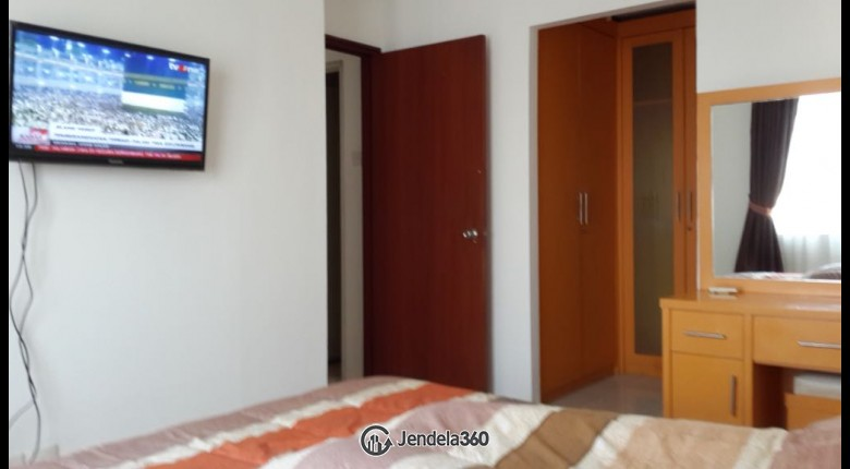 Bedroom Sudirman Park Apartment