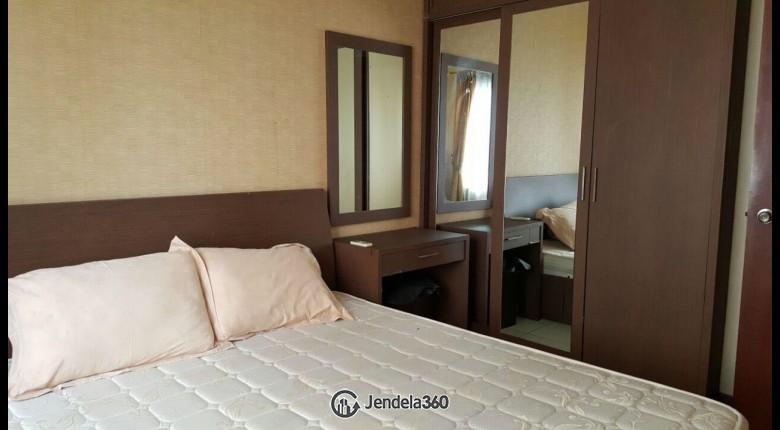 Bedroom Sudirman Park Apartment 2BR View City