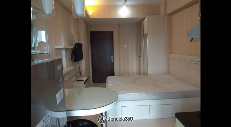 Bedroom Apartemen Puri Park View Apartment Studio Tower CA