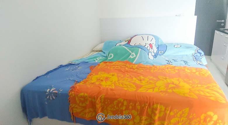 Bedroom Belmont Residence Studio Fully Furnished