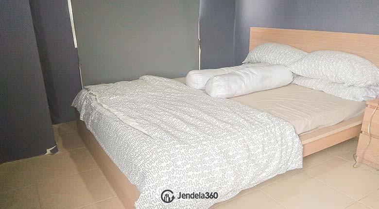 Bedroom Apartemen Belmont Residence 1BR Fully Furnished
