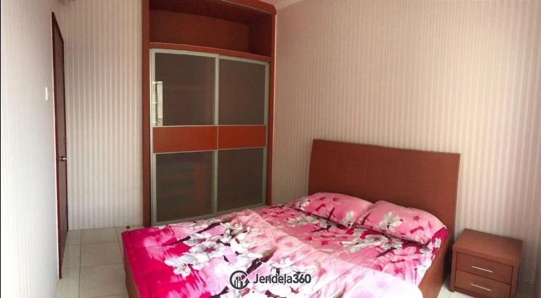 Bedroom Sudirman Park Apartment 2BR Tower B Apartment