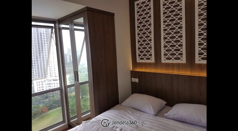 Bedroom The Mansion Kemayoran Bougenville Apartment