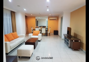 Pantai Mutiara Apartment 3BR Fully Furnished