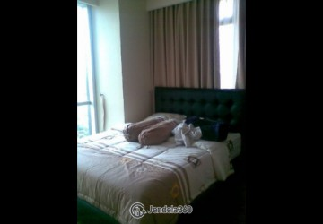 Kuningan Place Apartment 2BR Fully Furnished