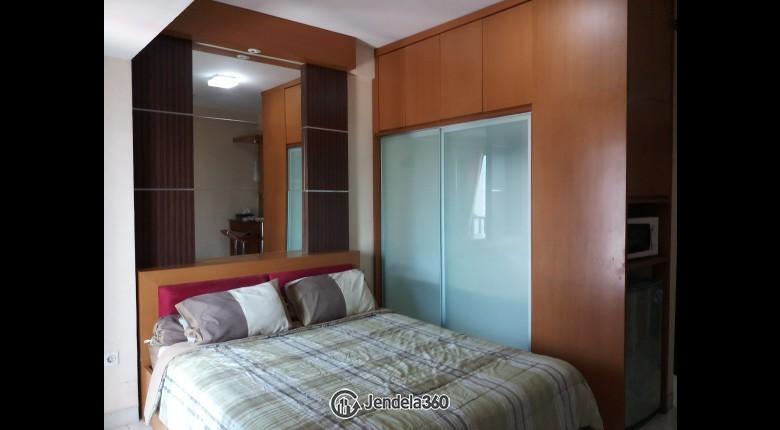 bedroom Apartemen Taman Sari Sudirman Studio View City