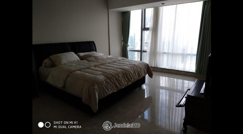 bedroom Apartemen Ascott Kuningan Jakarta 3BR Fully Furnished