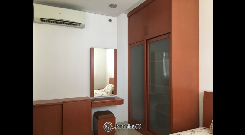 bedroom Kuningan Place Apartment 1BR Fully Furnished Apartment