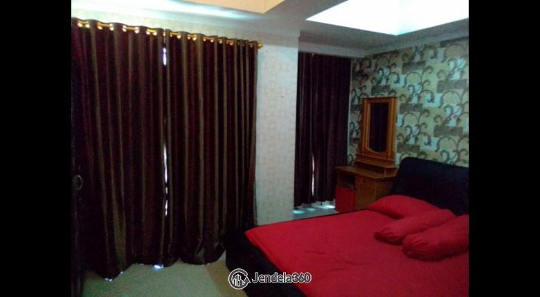 bedroom Grand Kartini Apartment Studio Fully Furnished