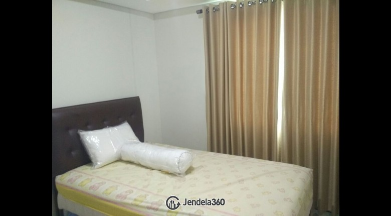 Bedroom Sky Terrace Apartment 2BR Tower Sanur