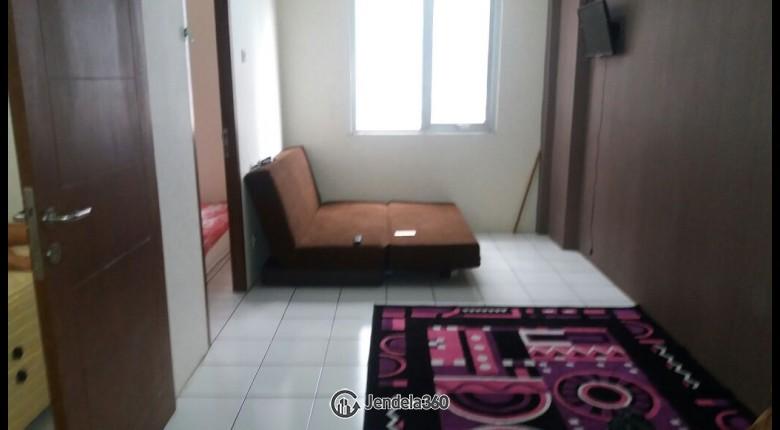 Bedroom Apartemen East Park Apartment 2BR Fully Furnished