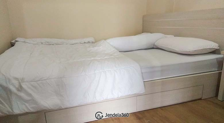 bedroom Kebagusan City Apartment 1BR Fully Furnished Apartment