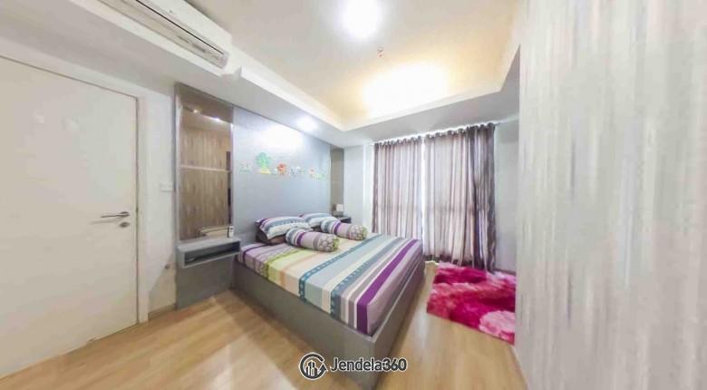 bedroom Apartemen Casa Grande Apartment 3BR Fully Furnished