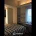 bedroom Puri Park View Apartment