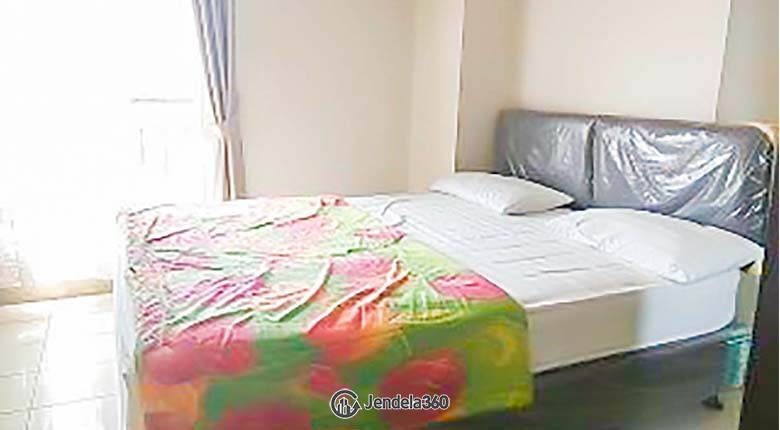 bedroom Sunter Park View Apartment Studio Fully Furnished