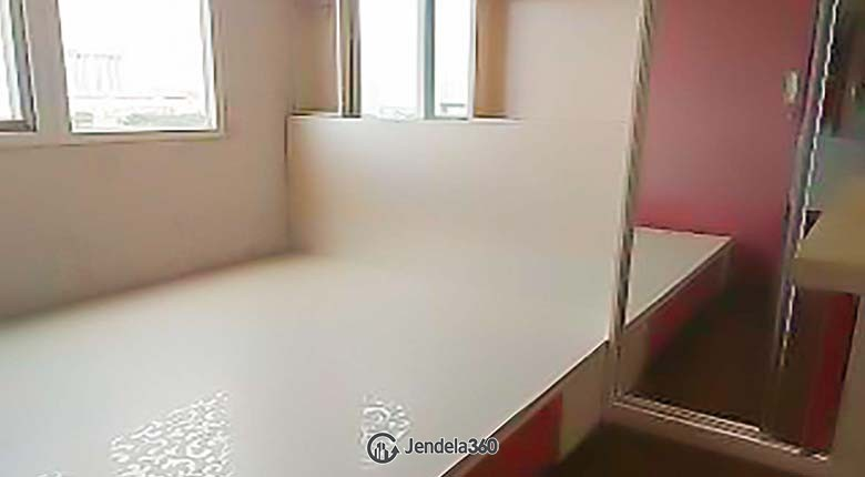 bedroom Sunter Park View Apartment 2BR Fully Furnished Apartment