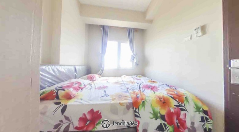 bedroom Apartemen Sunter Park View Apartment 2BR Tower BB