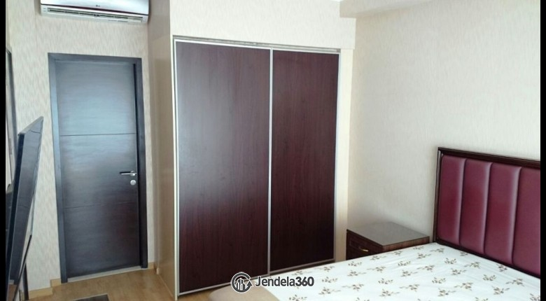 bedroom Apartemen Gandaria Heights Apartment 2BR View Pool