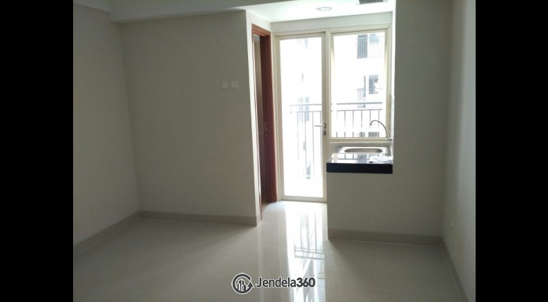 bedroom Green Park View Apartment Studio Non Furnished