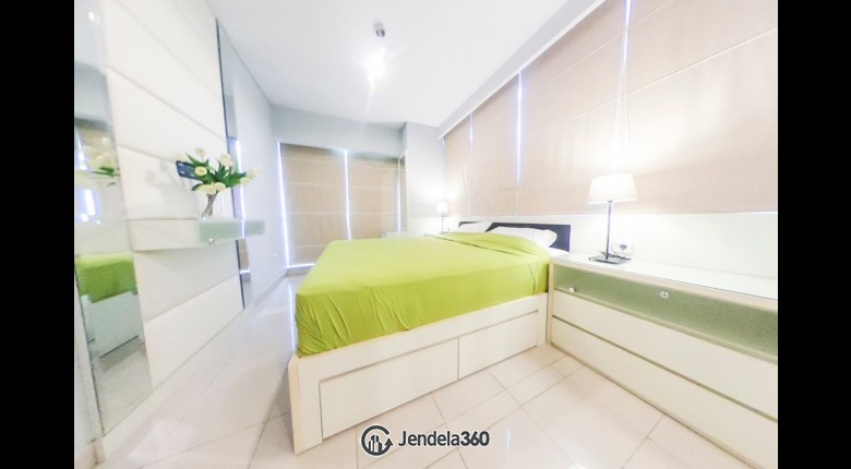 bedroom Kuningan Place Apartment 1BR Tower Infinia