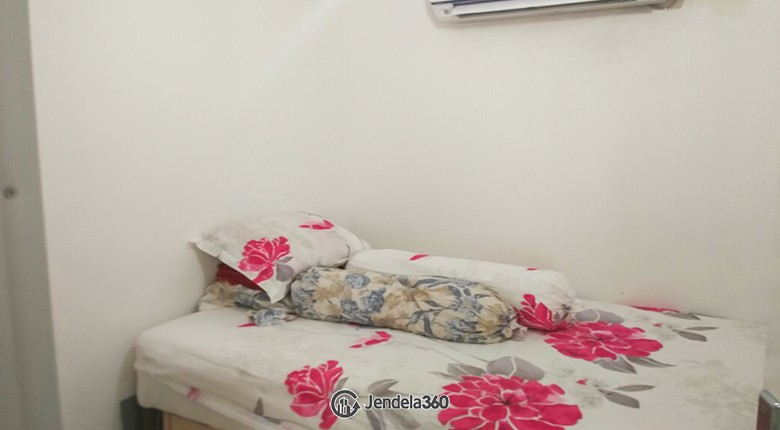bedroom Apartemen Menteng Square Apartment 2BR Fully Furnished