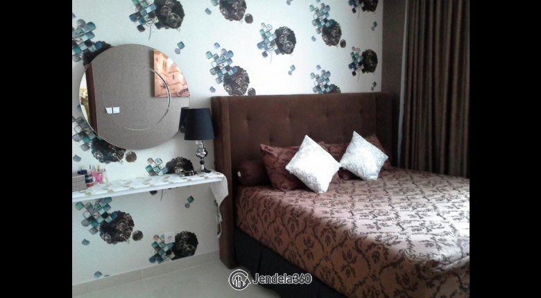 bedroom Kuningan City (Denpasar Residence) 1BR View City Apartment