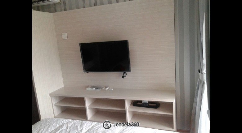 bedroom Apartemen Belmont Residence Studio Fully Furnished