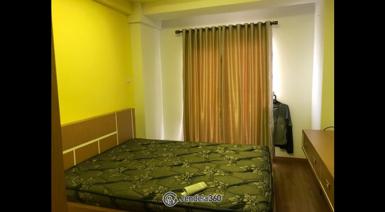 bedroom Puri Park View Apartment Studio Fully Furnished