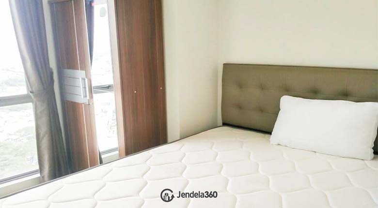 bedroom The Mansion Kemayoran Bougenville 1BR View City