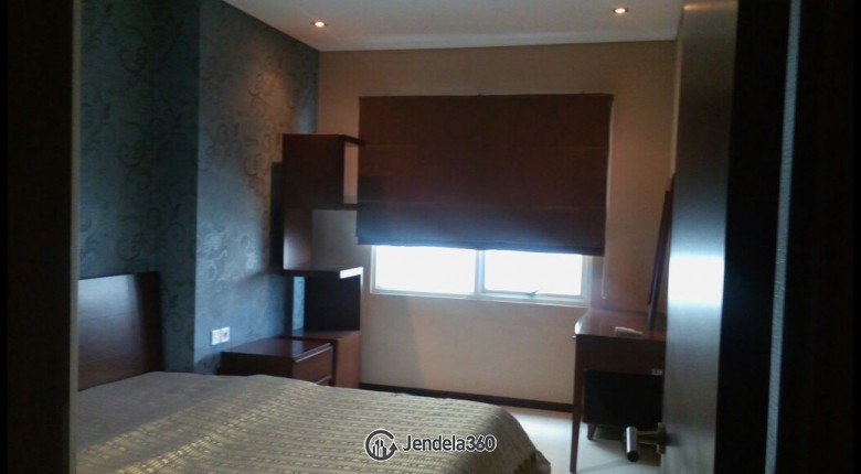 bedroom Thamrin Residence Apartment 2BR Fully Furnished Apartment