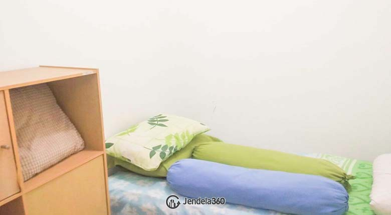 bedroom Green Bay Pluit Apartment 2BR Fully Furnished Apartment