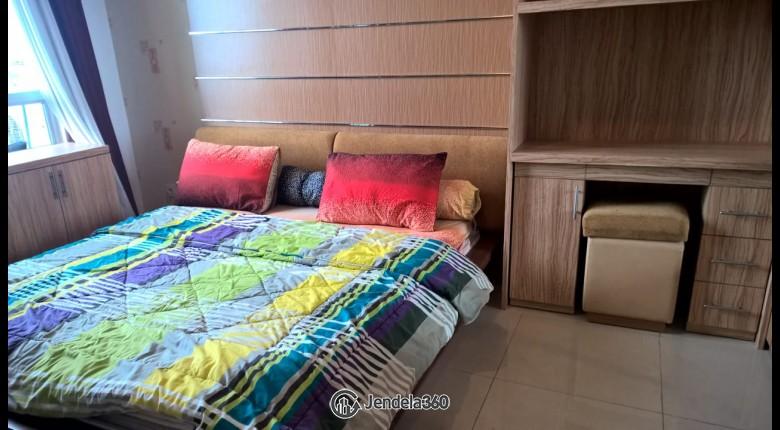 bedroom Apartemen Kuningan City (Denpasar Residence) 1BR Fully Furnished
