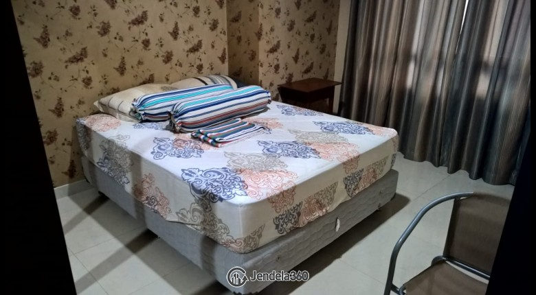 bedroom Kuningan City (Denpasar Residence) 1BR View City