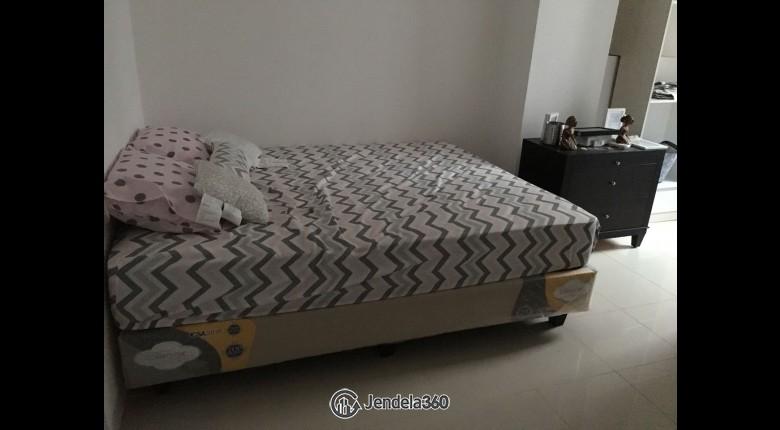 bedroom Apartemen Bassura City Apartment 1BR Fully Furnished