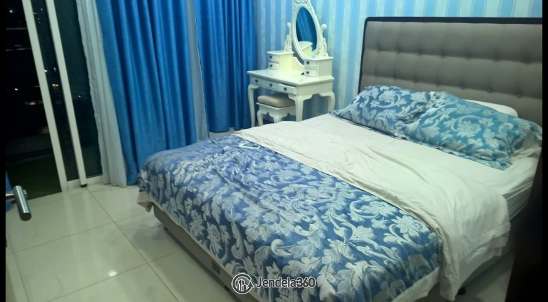 Bedroom Apartemen Thamrin Residence Apartment 1BR View City