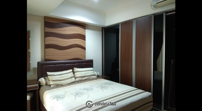 bedroom Apartemen Royal Mediterania Garden Residence 2BR Tower Lavender