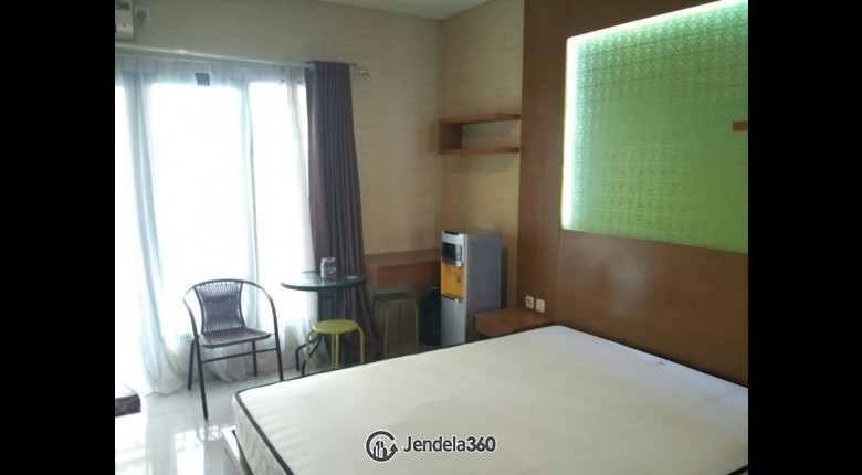 bedroom Apartemen Taman Sari Semanggi Apartment Studio View City