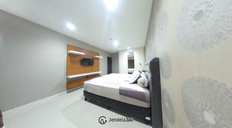 bedroom Taman Sari Semanggi Apartment 1BR Fully Furnished Apartment