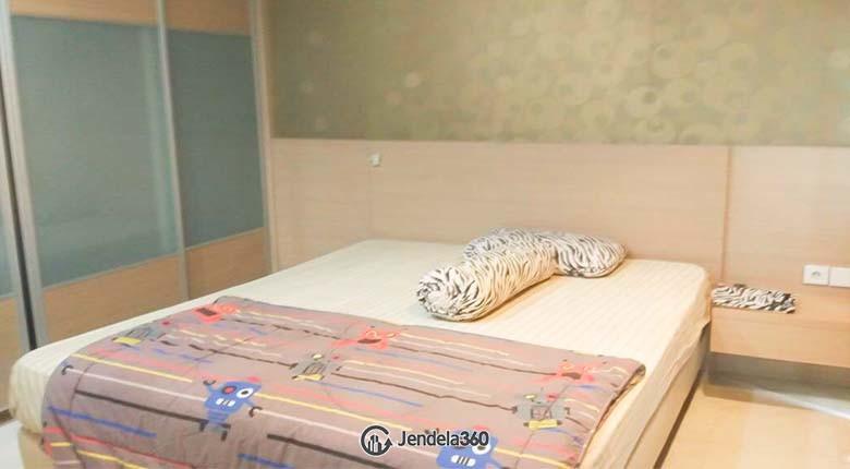 bedroom Apartemen Royal Mediterania Garden Residence 2BR Fully Furnished
