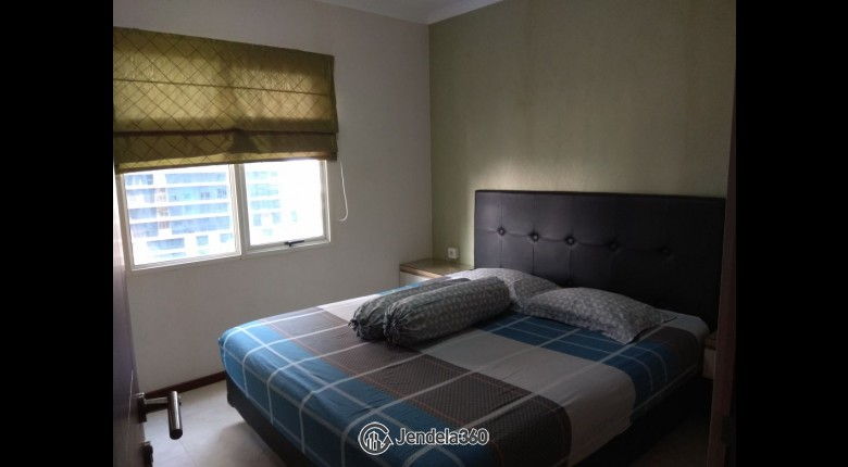bedroom Apartemen Royal Mediterania Garden Residence 1BR Fully Furnished