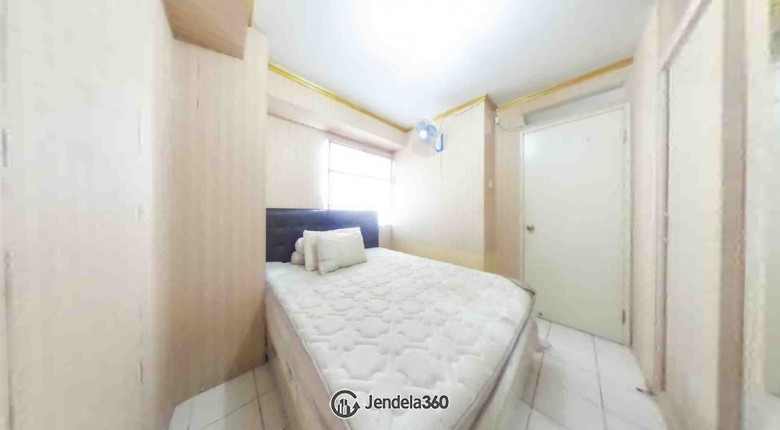 bedroom Kalibata City Apartment 2BR Tower borneo