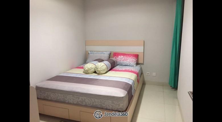 bedroom Apartemen The Mansion Kemayoran Bougenville 1BR Tower emerald