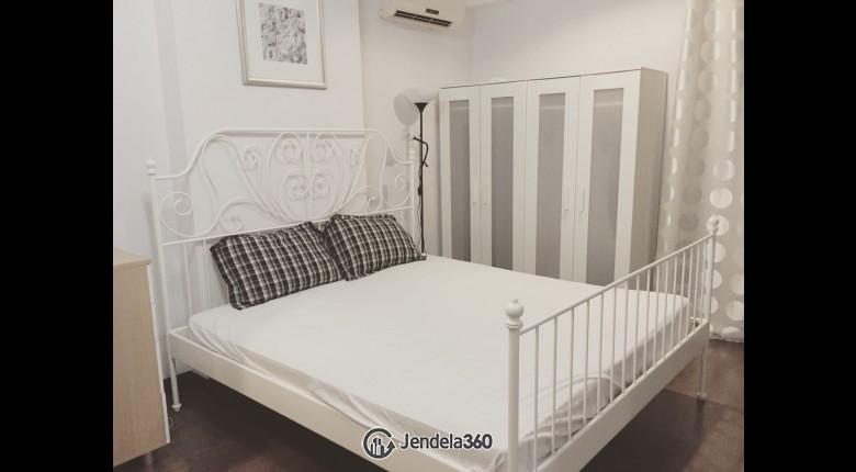 bedroom Apartemen The Mansion Kemang 1BR Fully Furnished